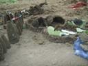 Mud 'wendy houses'