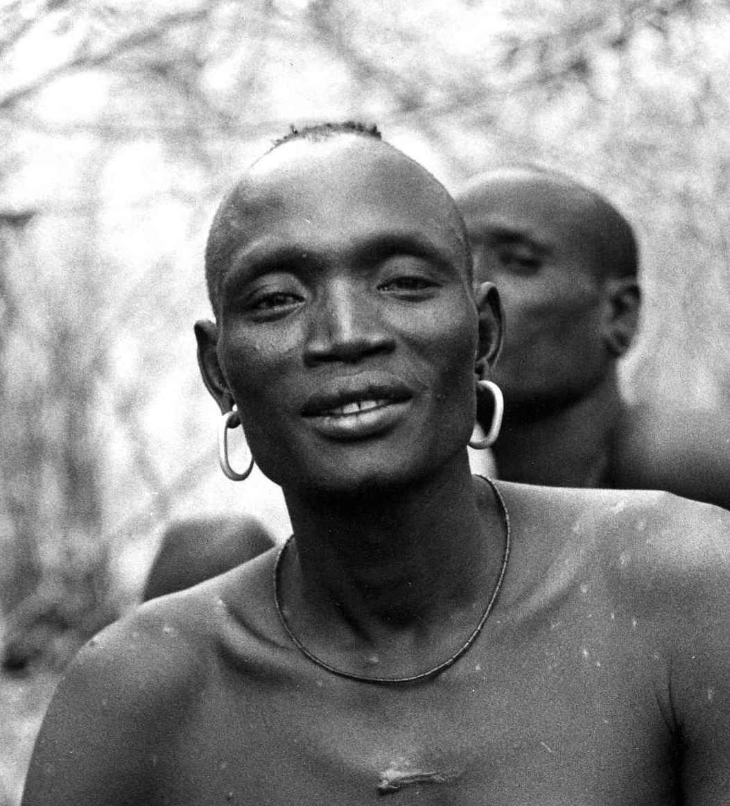 Ulikoro Konyonomora (Komor-a-kora) in 1969