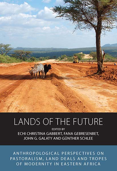 New publication: Lands of the Future